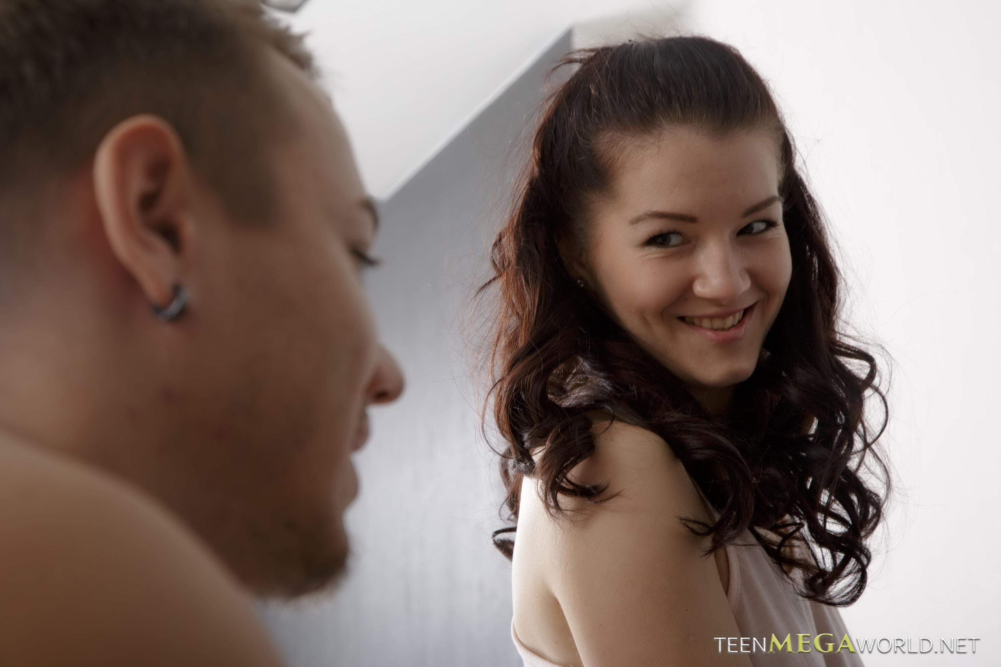 Angel face teen sex